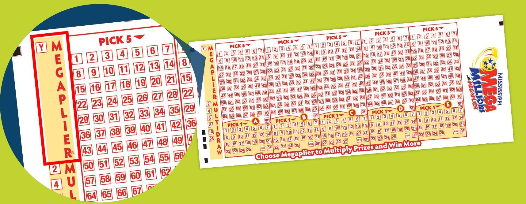 Mega Millions Mississippi Lottery