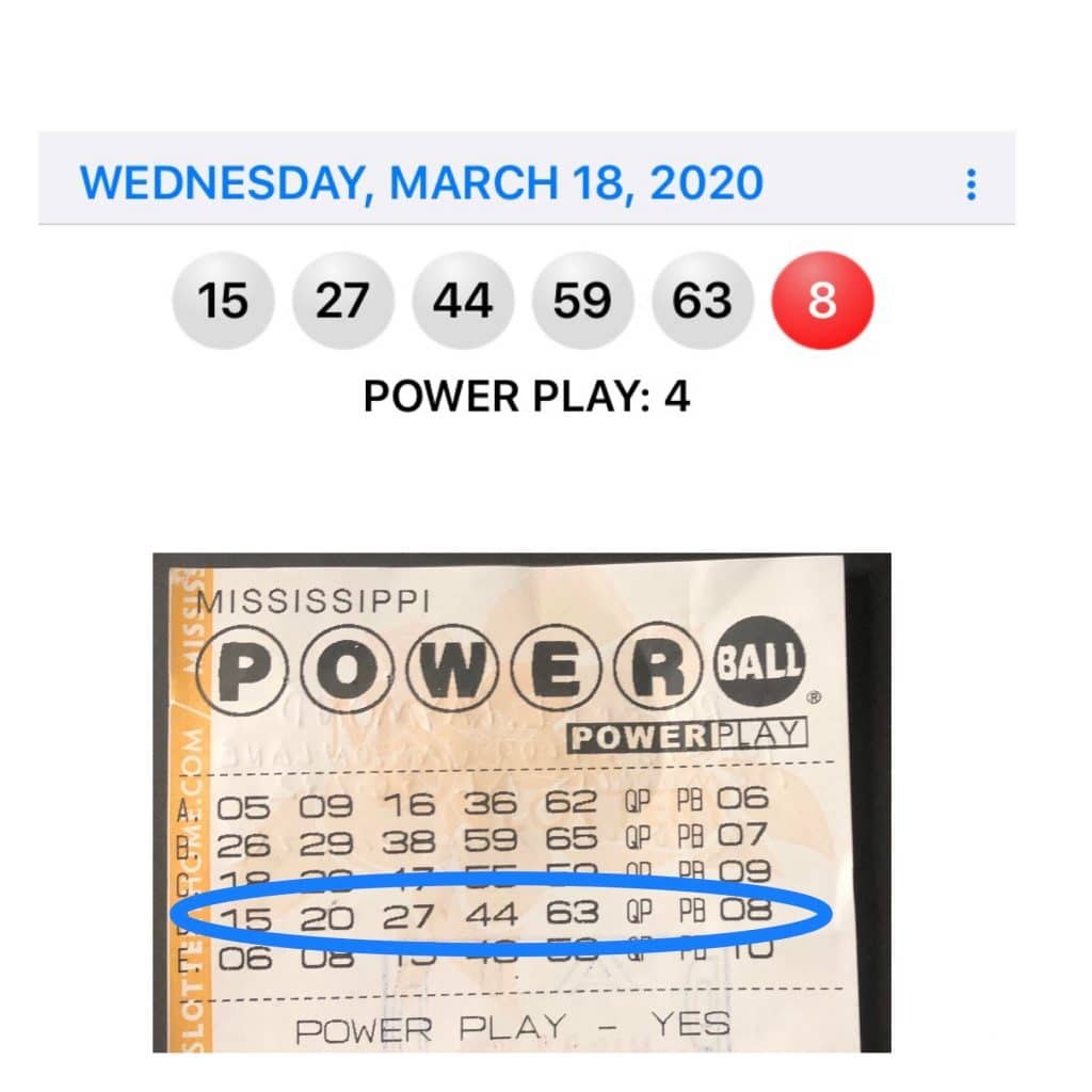 Long-time Friends Win $200k from Powerball! - Mississippi ...
